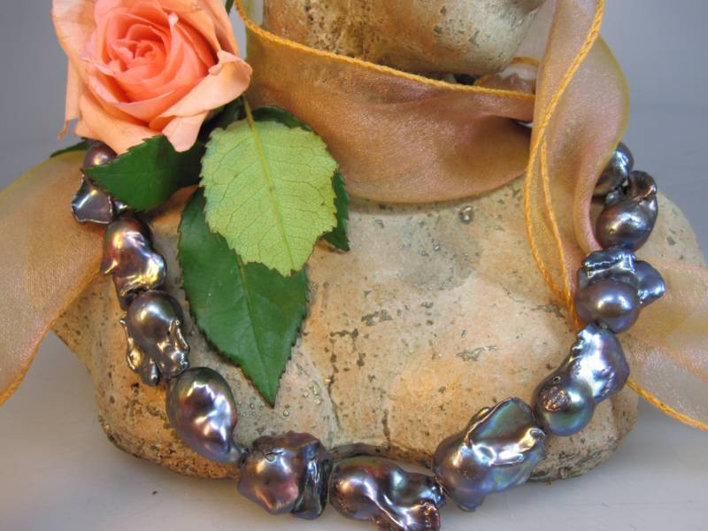 Perlenschmuck Halskette