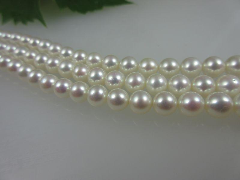 Perlen mit AAA-Bewertung