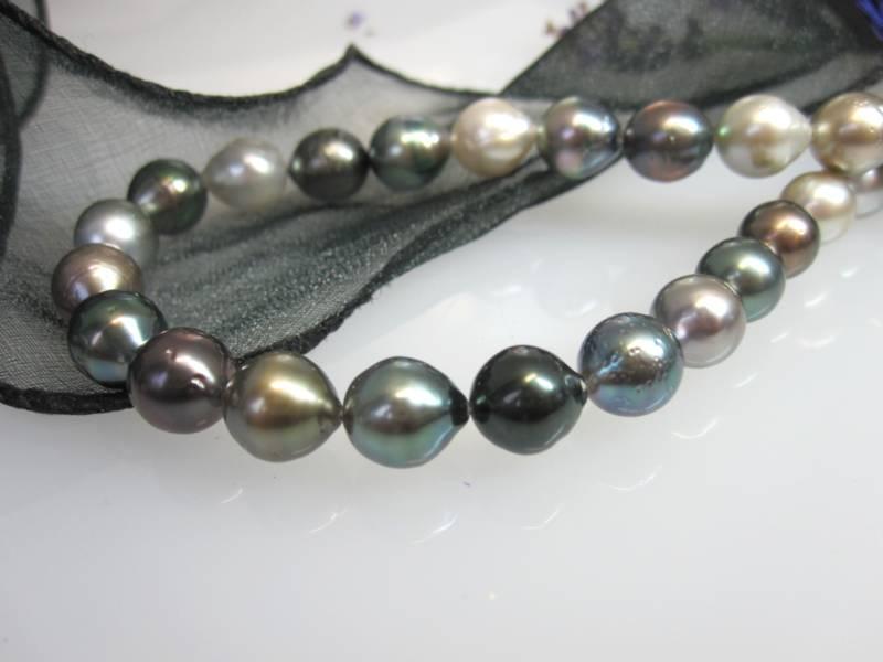 naturfarbe Perlen