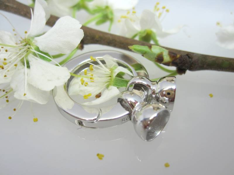 Federring Silber