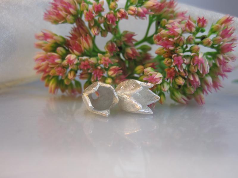 Kettenabschluss Perlen