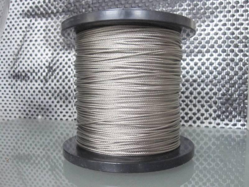 Stahlschnur für Edelsteine