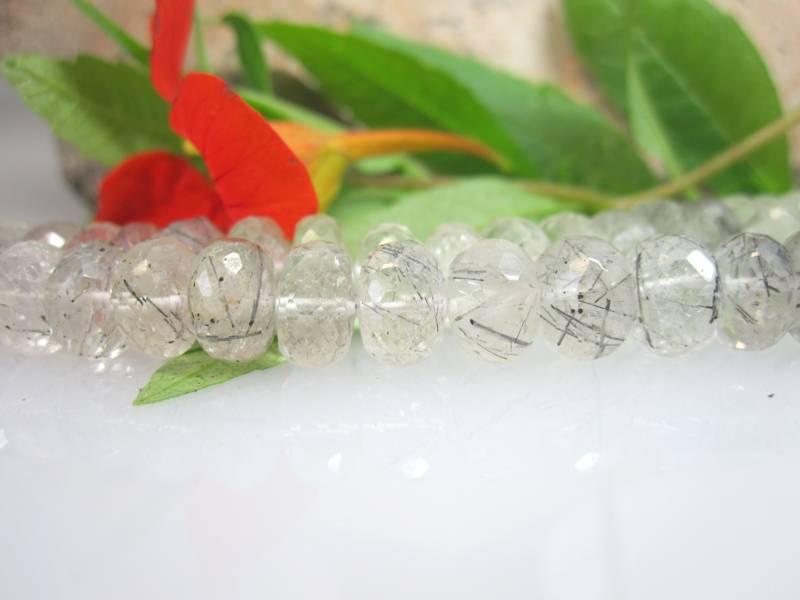 Turmalinquarz Halskette