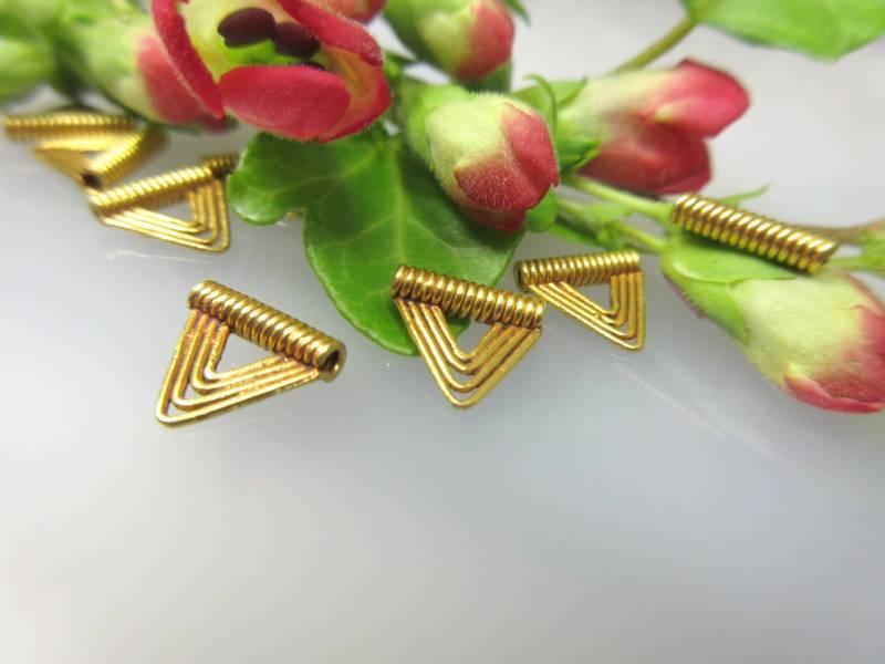 750er Goldteile Zwischenteile