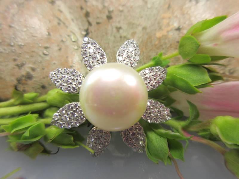 Perlenschmuck Perlanhänger