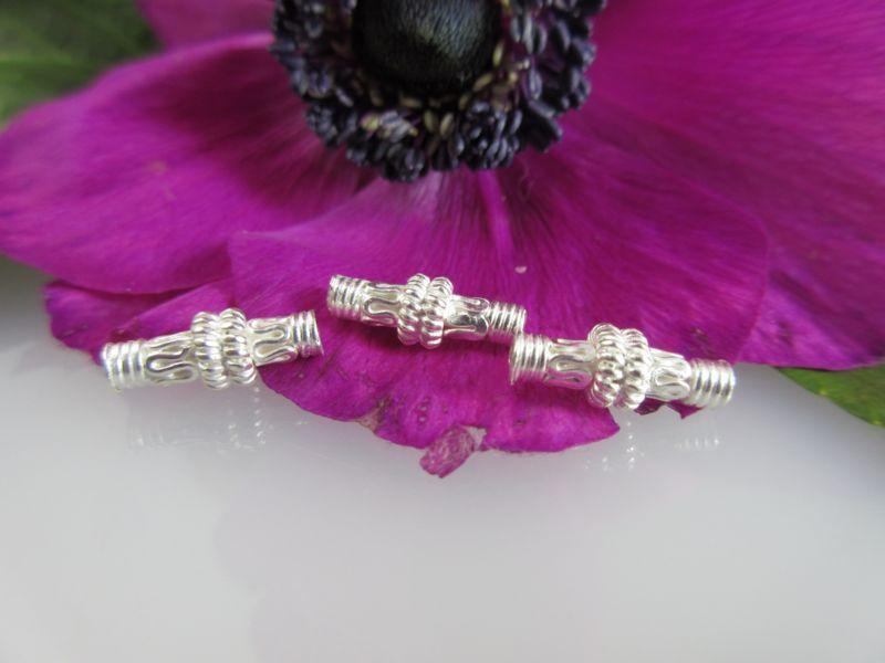 Beads Silber