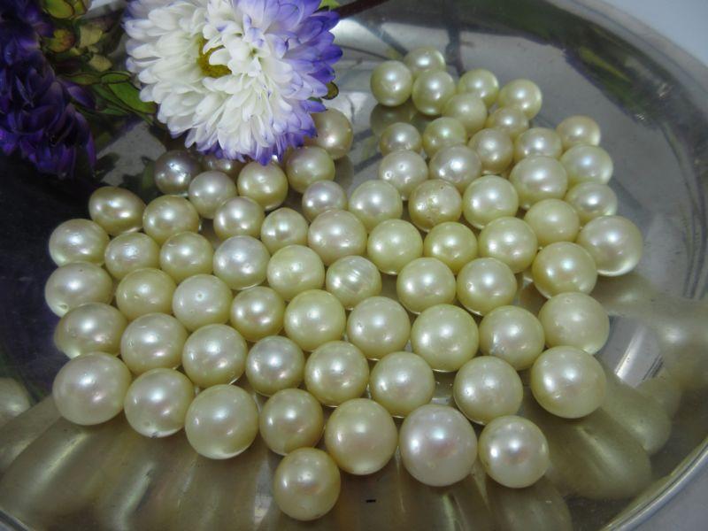 Perle goldfarben