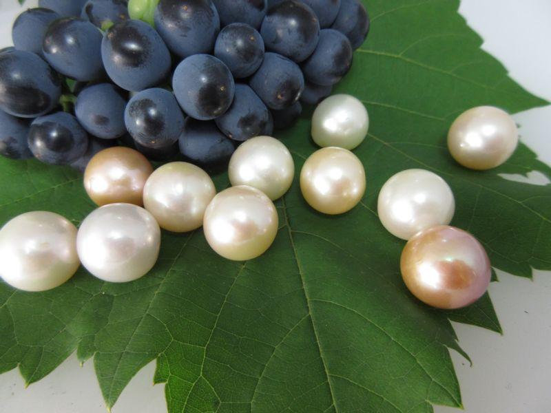 Perlen natürlich