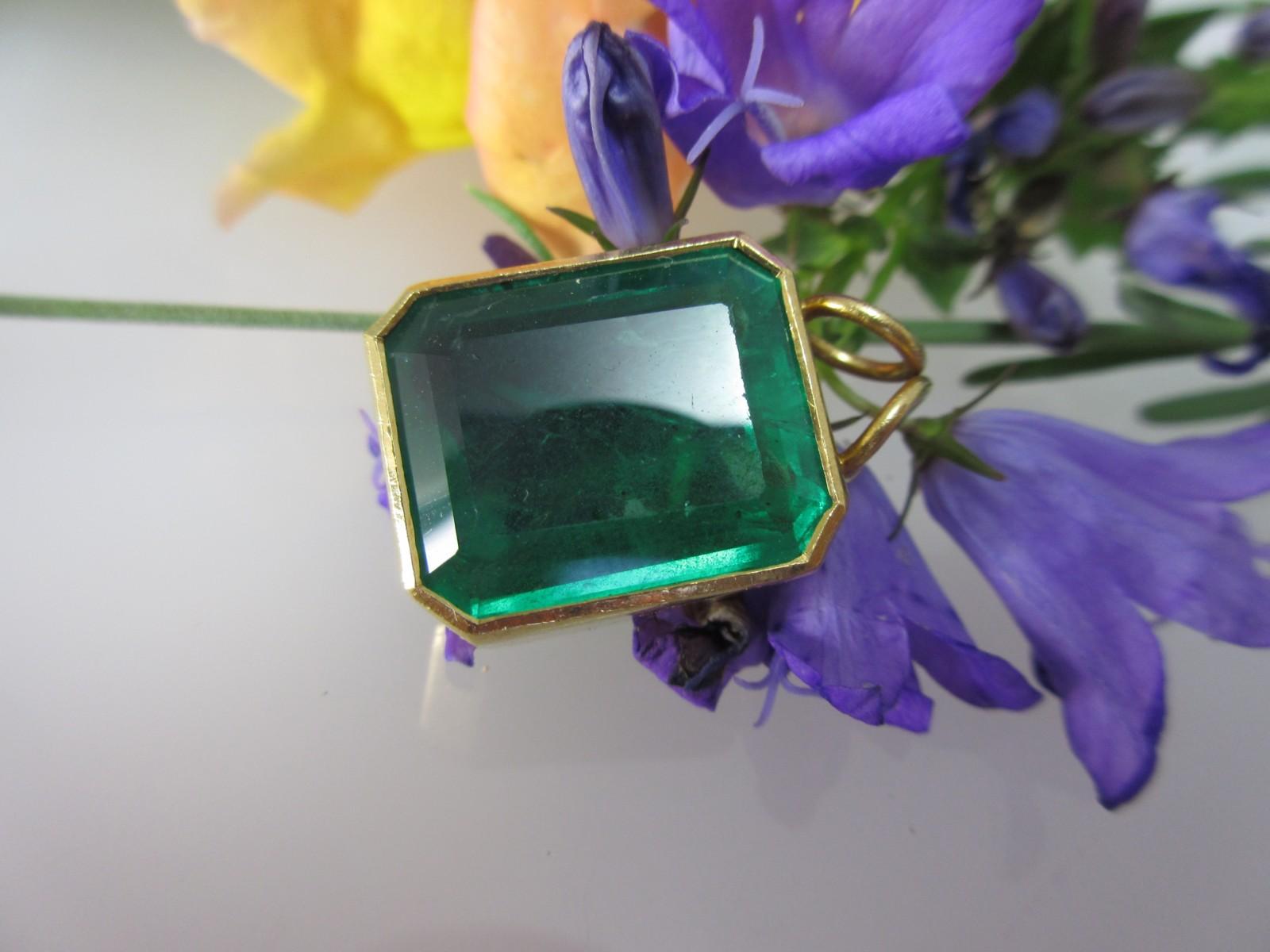 Smaragd Brasilien