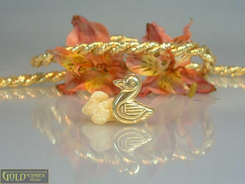 Beads Silber vergoldet