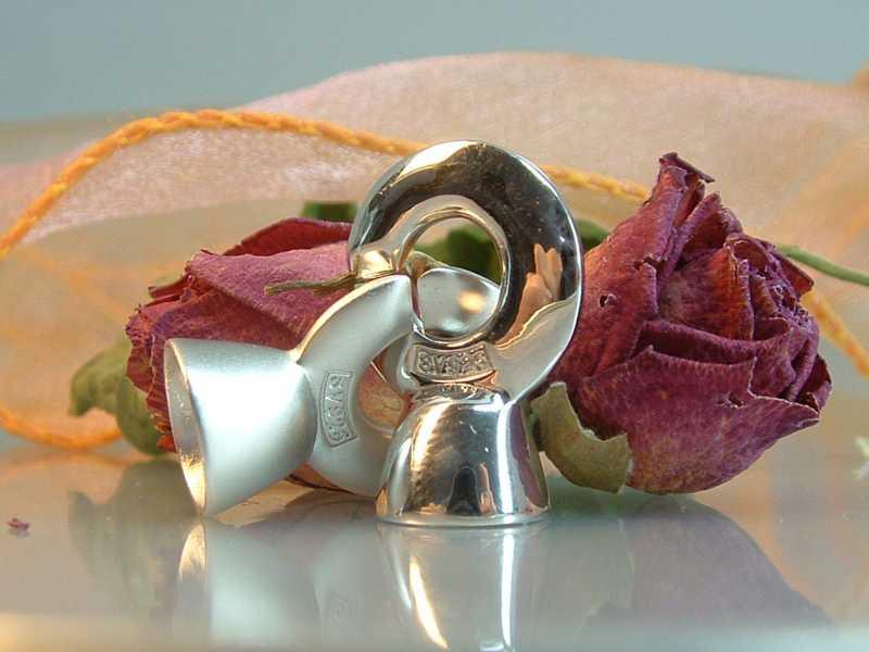 Verschlüsse für Perlenketten