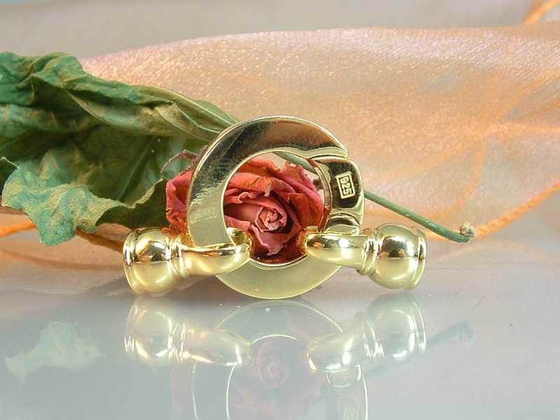 Verschluss Kette Perlenkette