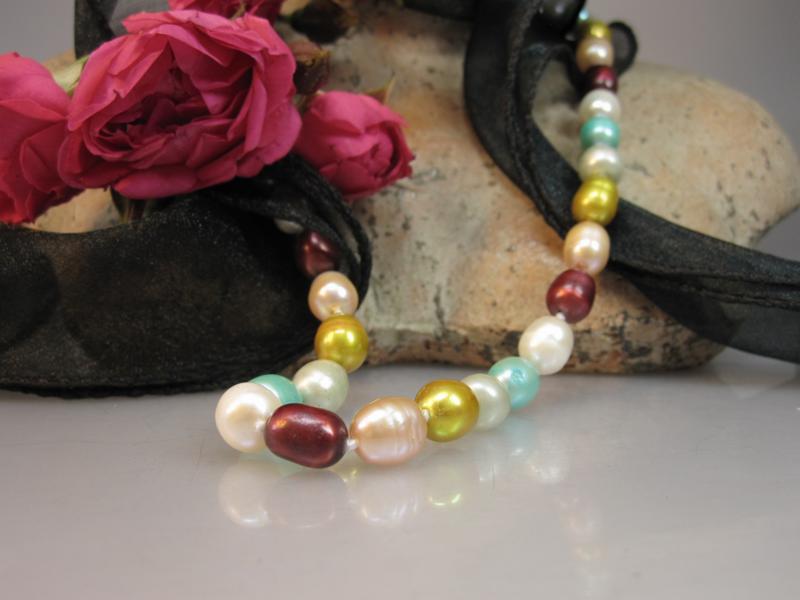 Echte Perlenkette Preise