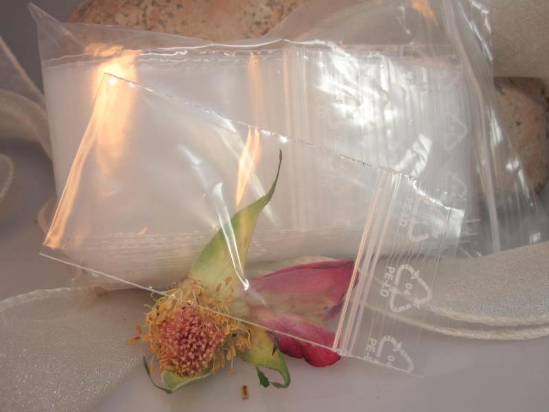 Kleinteile verpacken Schmuckzubehör