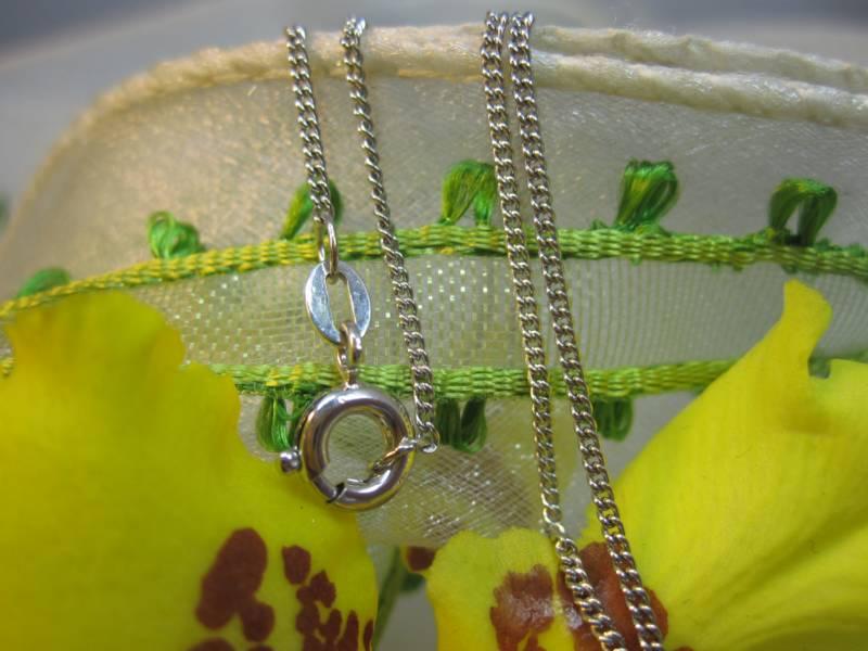 Silberkette für Anhänger