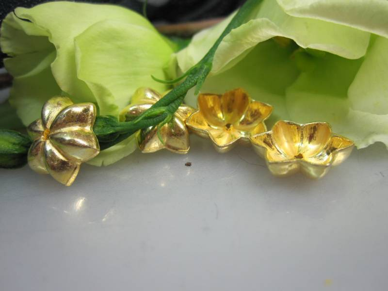 Perlenkappe Perlen