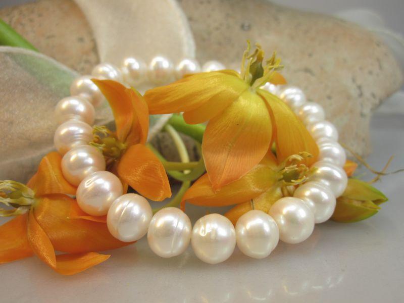 Perlenarmband Perlen
