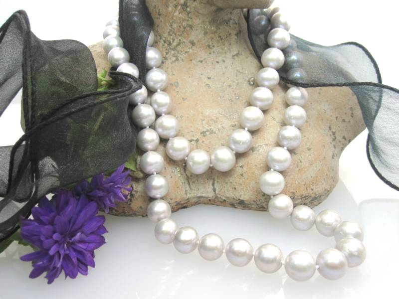 Perlenkette Brautschmuck