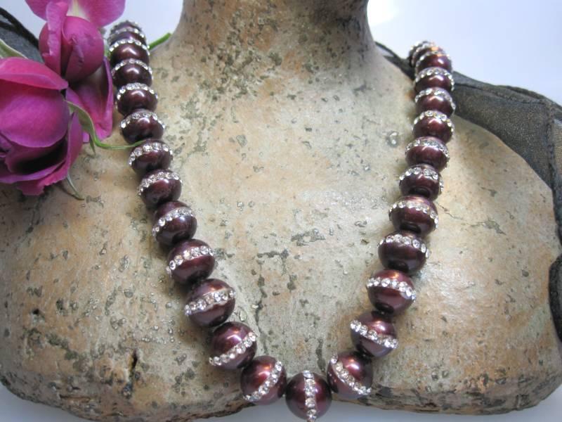 Perlen für die Braut Hochzeitschmuck