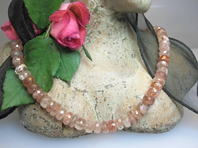 Sonnenstein Halskette