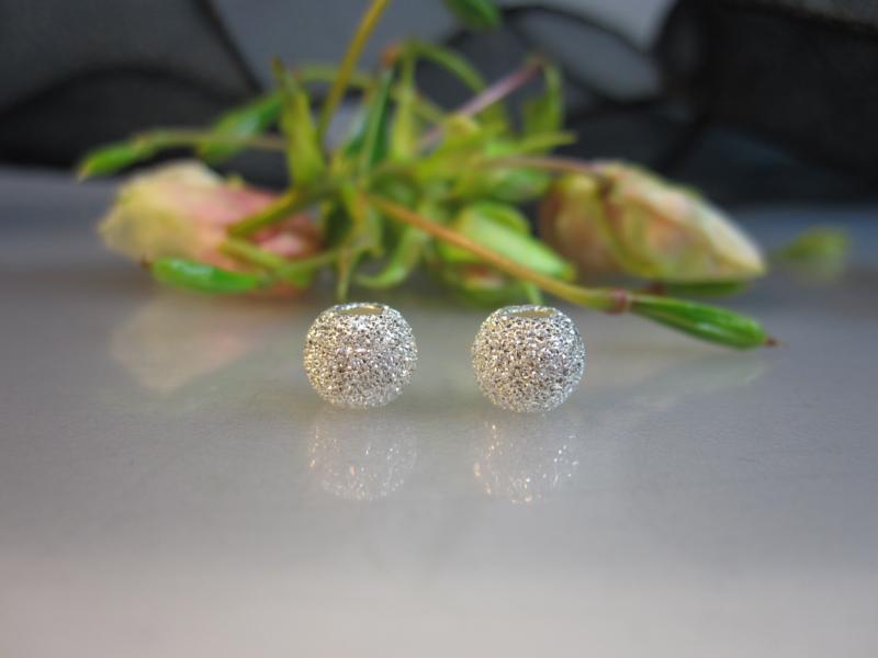 Kaschierperle diamantiert