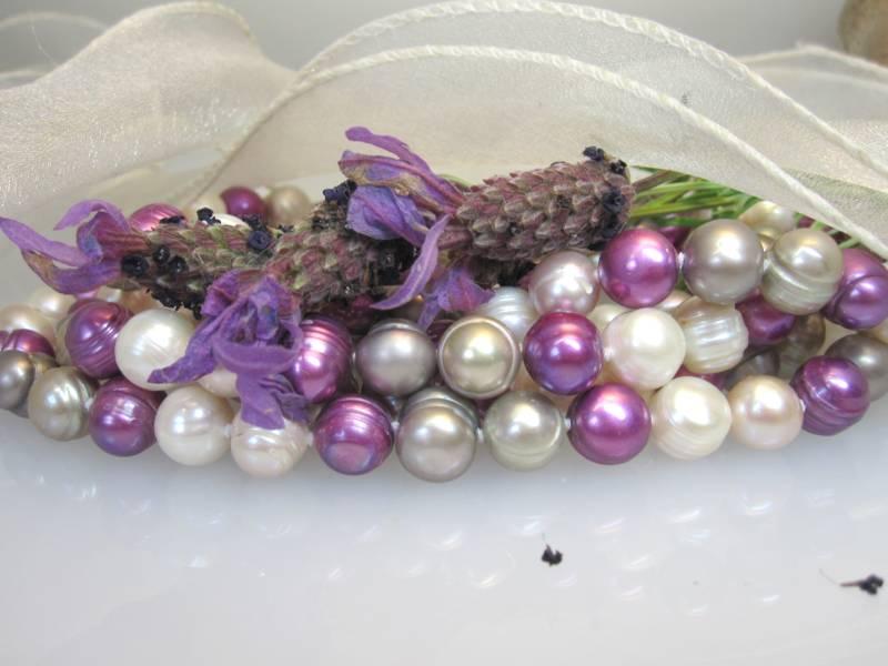 Endloskette Perlen