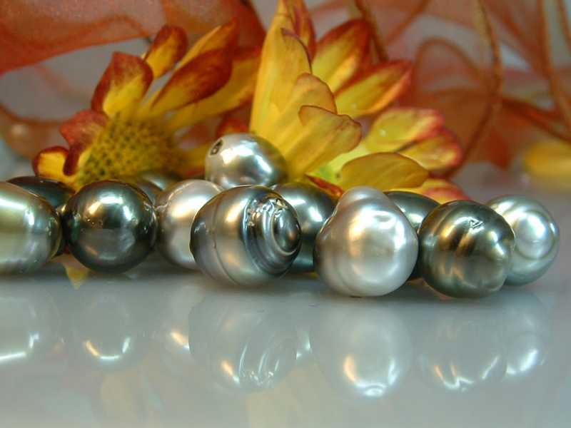Lose Perlen bohren