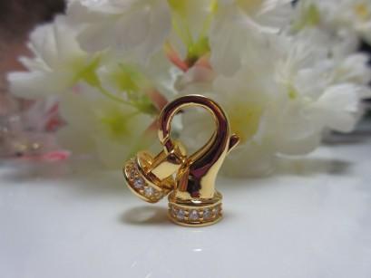 Karabiner golden