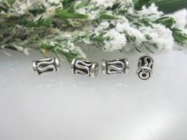 ZS182 -- 3 Stück Zwischenteile 925er / Zierelement hochwertig