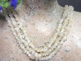 Zirkon ist der ideale Ersatzedelstein für Diamantstränge