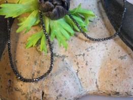 Echte facettierte schwarze Diamanten zum Schnäppchenpreis !!!!
