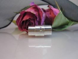 K8 -- Superschöne Magnetschließe für Leder-oder Gummibänder