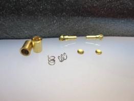 Wechselschließenmechanik (Hülse/Feder/Deckel/Schlüssel)750er GG