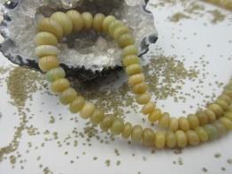 Echter Opal aus Äthiopien Strang 4-9mm