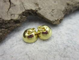 Magnetschließe vergoldet 925er Silber 20x11mm KS79