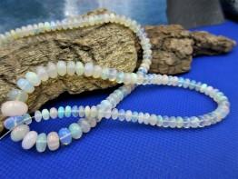 Opal Äthiopien 4-8,5mm Edelsteine in AAA Qualität Modell 5