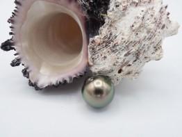Perle mit Überfarben 13,7x13mm Modell 112